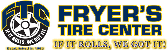 Fryers Tire & Service | Roanoke GA Tires and Auto Service
